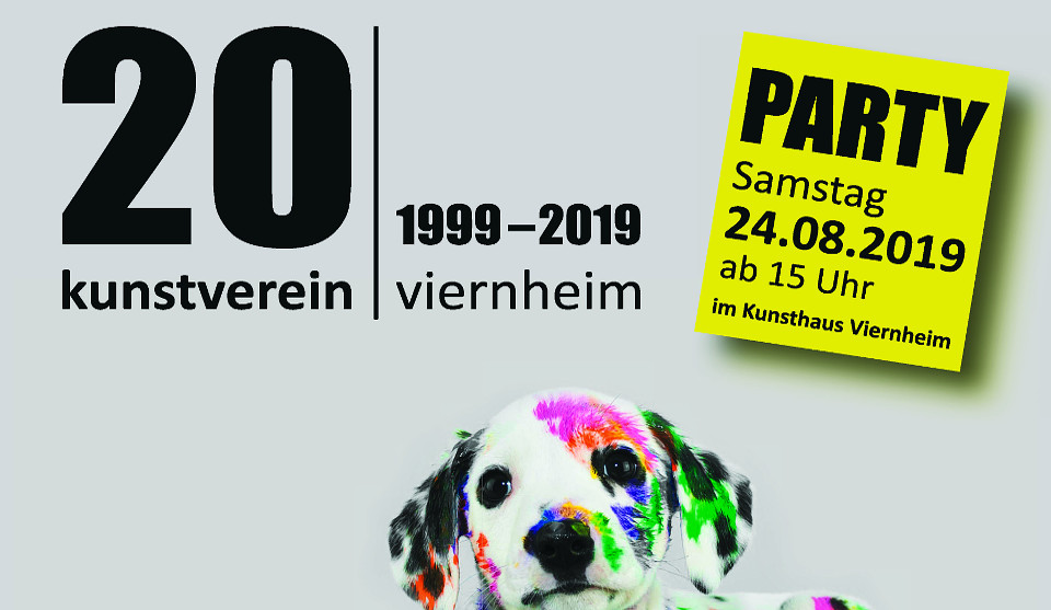 20 Jahre Party