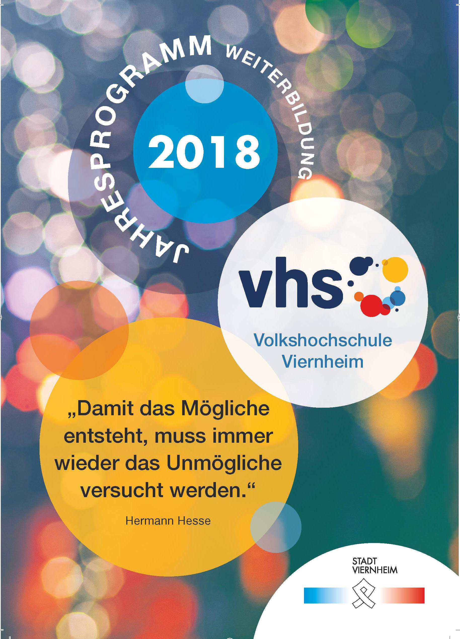 Www Viernheim De Vhs Programm 2018 Hieroglyphen Kochen